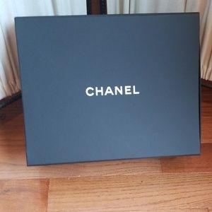 Chanel Hard Storage Box